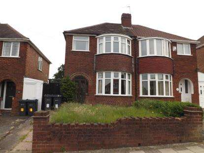 3 Bedrooms Semi Detached House for sale in Gorsy Road, Quinton, Birmingham, West Midlands