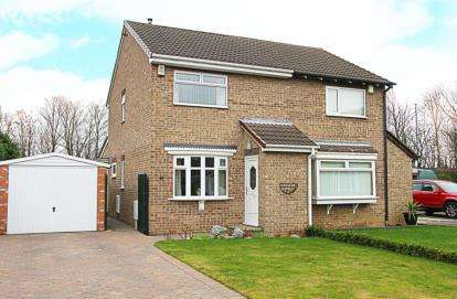 2 Bedrooms Semi Detached House for sale in Sandy Acres Close, Waterthorpe, Sheffield, South Yorkshire