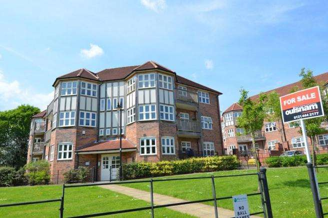2 Bedrooms Apartment Flat for sale in Bayston Road, Kings Heath, Birmingham