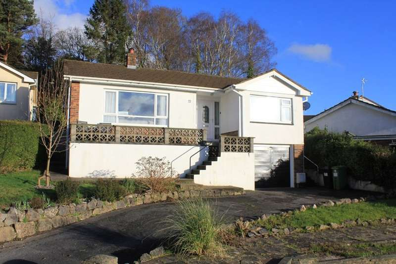 2 Bedrooms Detached Bungalow for sale in Aller Brake Road, Newton Abbot