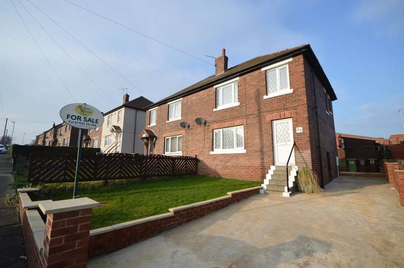 3 Bedrooms Semi Detached House for sale in St Peters Crescent, Stanley