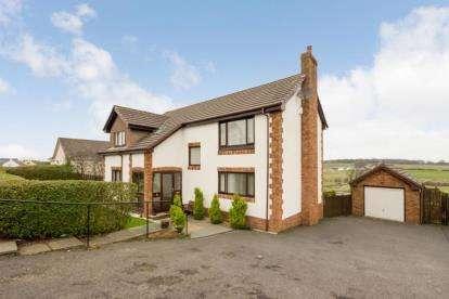 5 Bedrooms Detached House for sale in Hillhead, Coylton