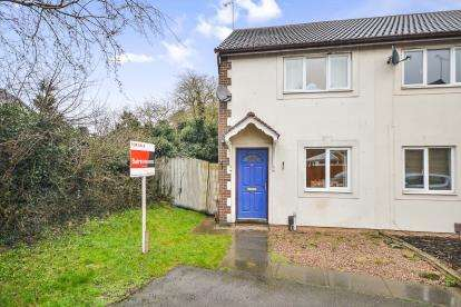 2 Bedrooms Town House for sale in Field View, Sutton-In-Ashfield, Nottinghamshire, Notts