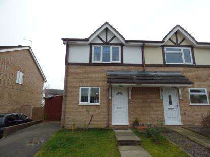 2 Bedrooms Semi Detached House for sale in Willow Drive, Flint, Flintshire, CH6