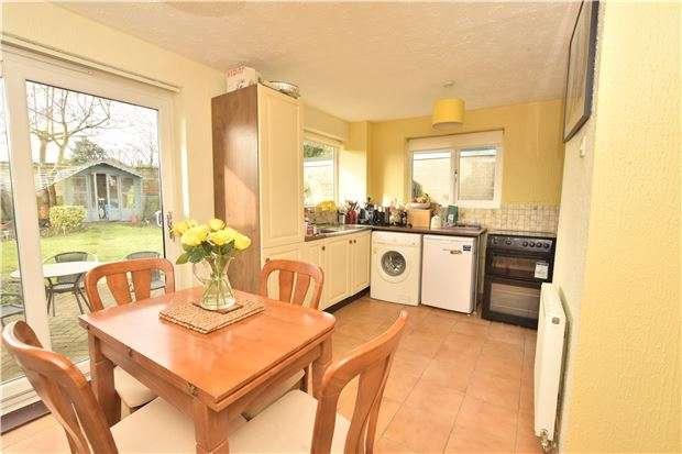 3 Bedrooms Semi Detached House for sale in Fawkes Close, Warmley, BS15 4LR
