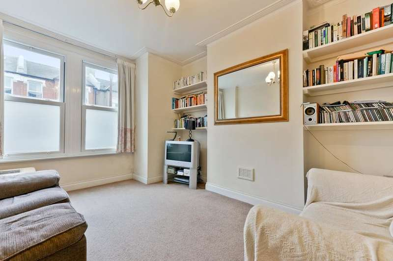 2 Bedrooms Flat for sale in Woodbury Street, London SW17