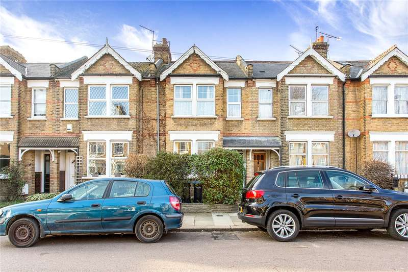 3 Bedrooms Terraced House for sale in Lavender Road, Enfield, EN2