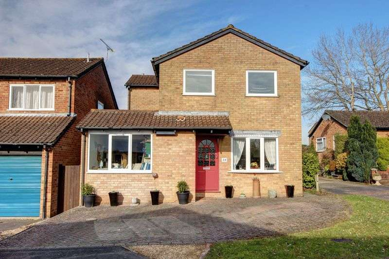 4 Bedrooms Detached House for sale in North Baddesley, Hampshire