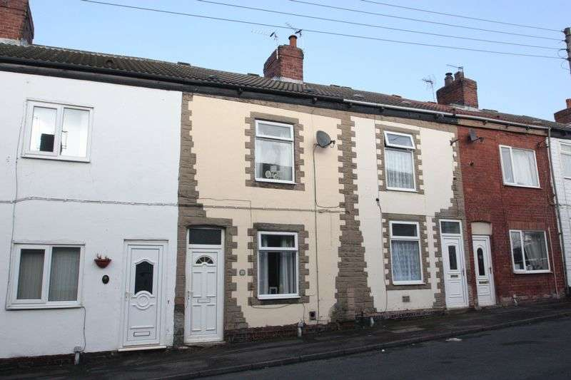 2 Bedrooms Terraced House for sale in Halton Street, Featherstone