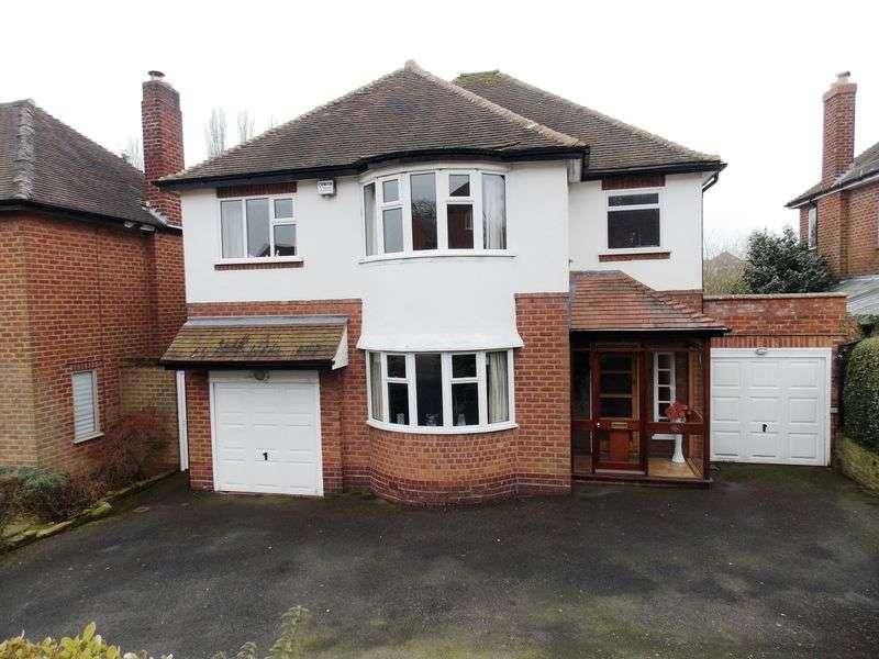 4 Bedrooms Detached House for sale in Fairmead Rise, Kings Norton, Birmingham