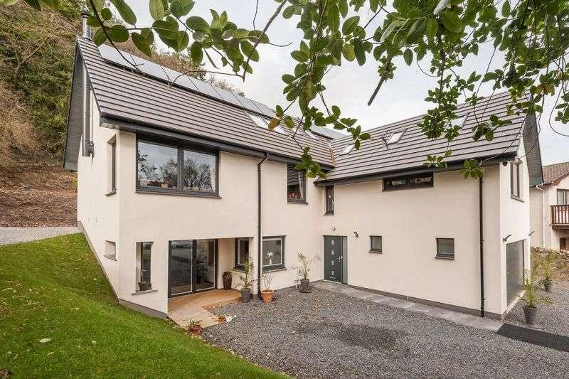 5 Bedrooms House for sale in Braeside, Carelee Estate, Peebles Road, Innerleithen, EH44 6QY