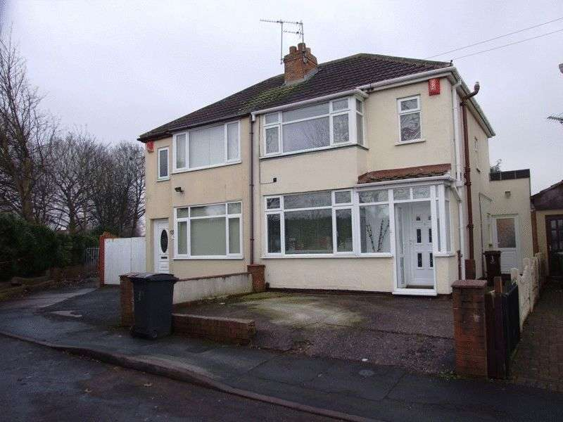 3 Bedrooms Semi Detached House for sale in Hadley Place, Bilston