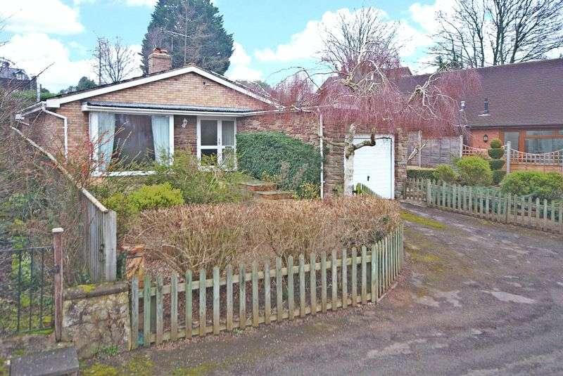 2 Bedrooms Detached Bungalow for sale in Breinton Common