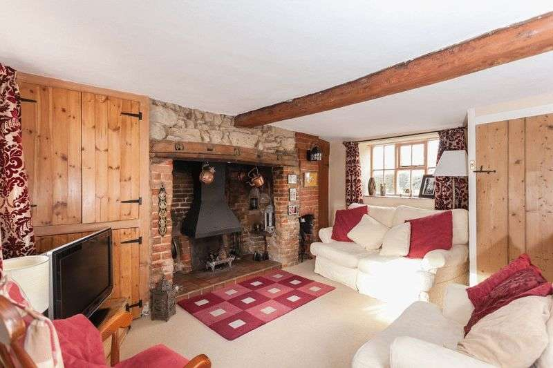 2 Bedrooms Terraced House for sale in Cuddington