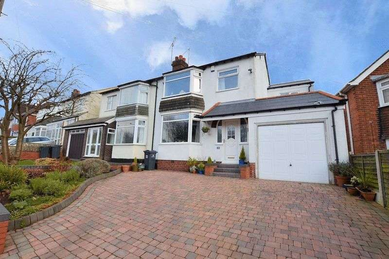 4 Bedrooms Semi Detached House for sale in Stoney Lane, Quinton