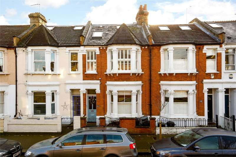 2 Bedrooms Flat for sale in Atheldene Road, London, SW18
