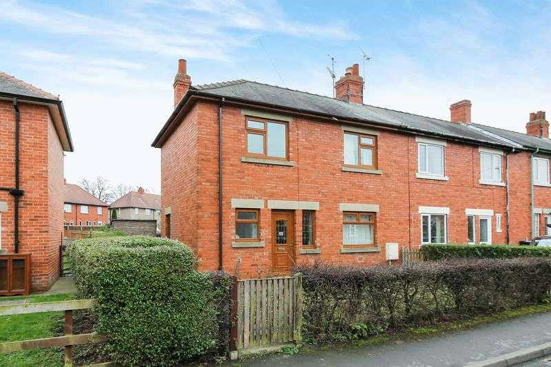 3 Bedrooms Terraced House for sale in Wakeman Road, Ripon