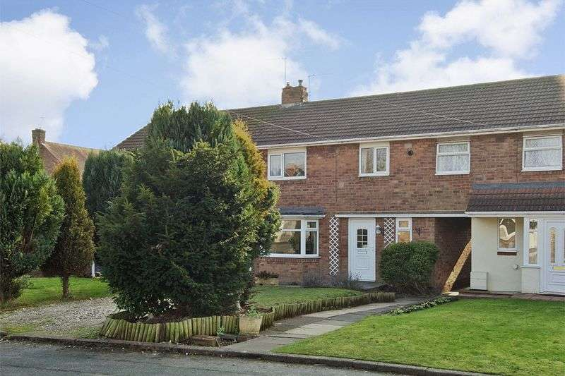 2 Bedrooms Terraced House for sale in Romsey Grove, Fordhouses, Wolverhampton