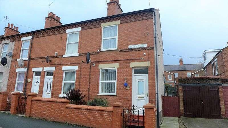 2 Bedrooms Terraced House for sale in Dale Street, Wrexham