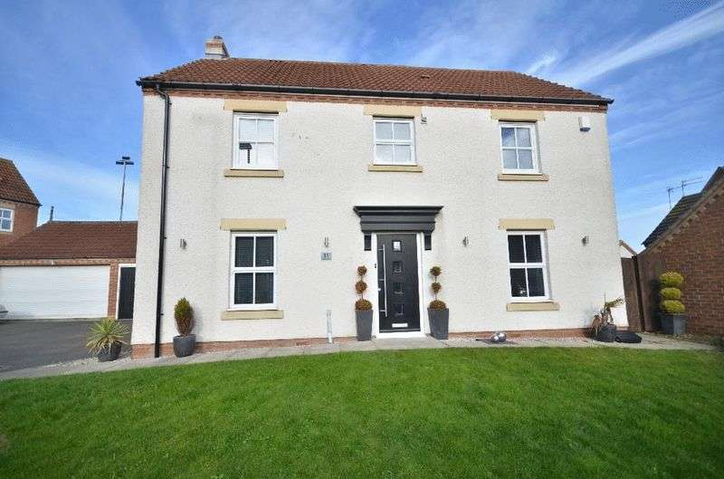 4 Bedrooms Detached House for sale in Beechbrooke, Sunderland