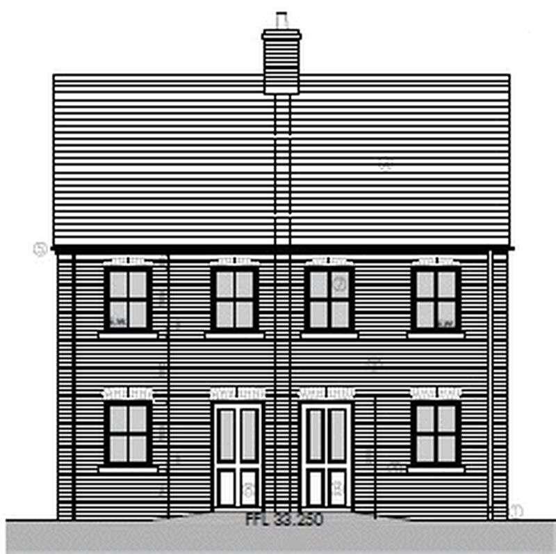 2 Bedrooms Semi Detached House for sale in Southwells Lane, Horncastle