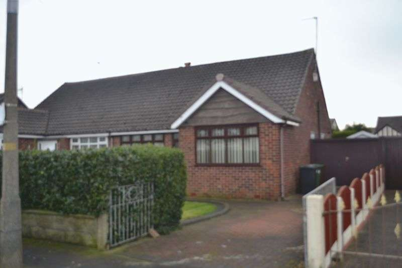 2 Bedrooms Semi Detached Bungalow for sale in Tensing Road, Maghull