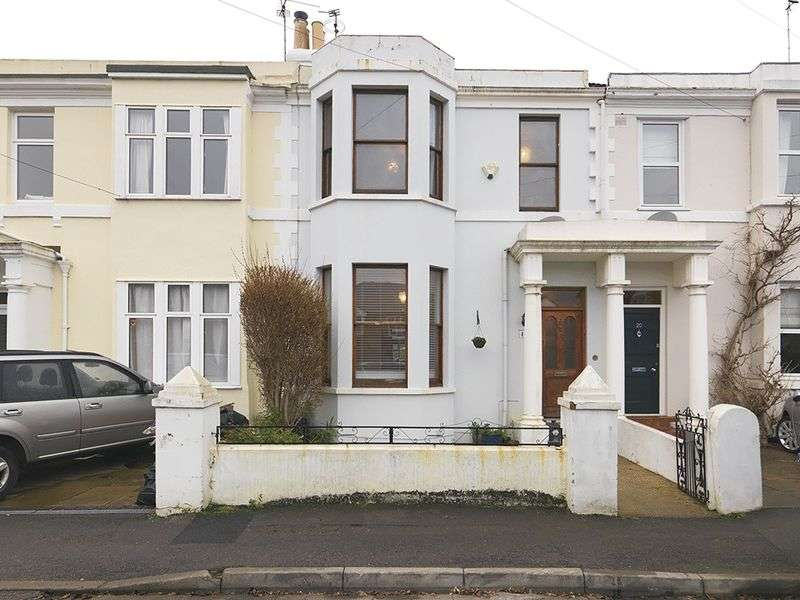 4 Bedrooms Terraced House for sale in Park Road, East Molesey, KT8