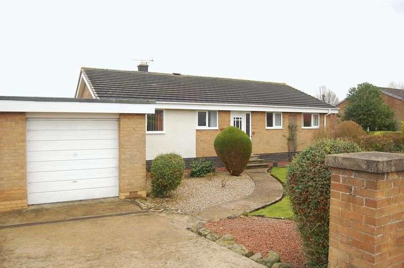 3 Bedrooms Detached Bungalow for sale in Fountains Road, Northallerton