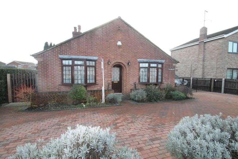 2 Bedrooms Semi Detached Bungalow for sale in Osier Road, Spalding