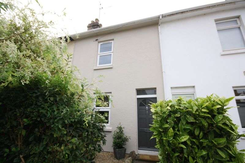2 Bedrooms Terraced House for sale in Prospect Terrace, Fairview, Cheltenham