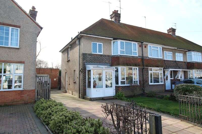 3 Bedrooms Terraced House for sale in King Edward Avenue, Worthing