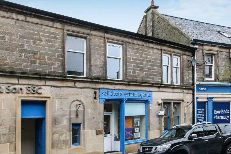 2 Bedrooms Flat for sale in 12B North Street, Bo'ness