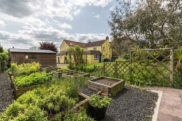 4 Bedrooms House for sale in Corsley Heath, Corsley, Warminster