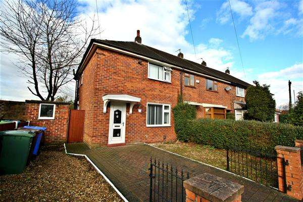 2 Bedrooms Cluster House for sale in Woodward Rd, Prestwich