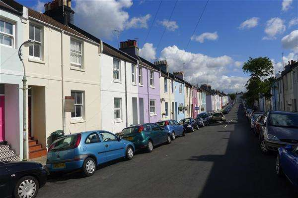 5 Bedrooms Terraced House for rent in Ewart Street, Brighton
