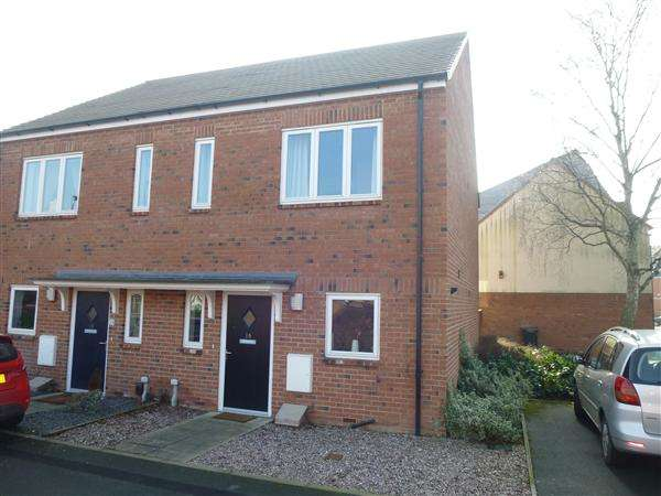 3 Bedrooms End Of Terrace House for sale in Faber Street, Heworth York