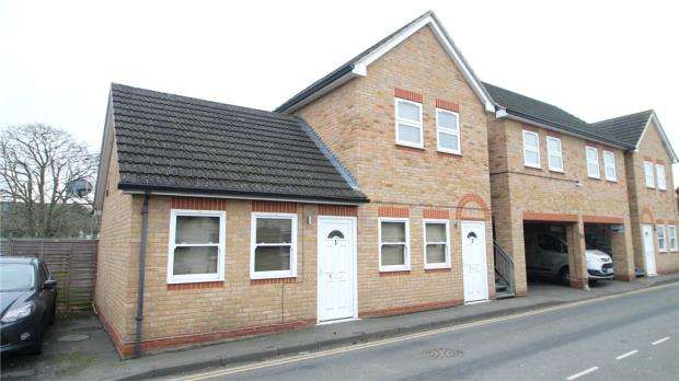 1 Bedroom Apartment Flat for sale in Rusham Terrace, Rusham Road, Egham