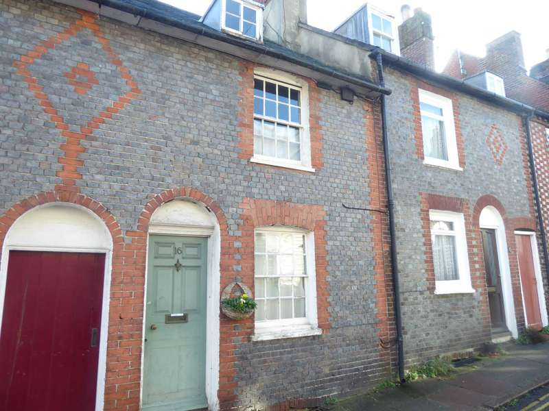 2 Bedrooms Terraced House for sale in Sun Street, Lewes