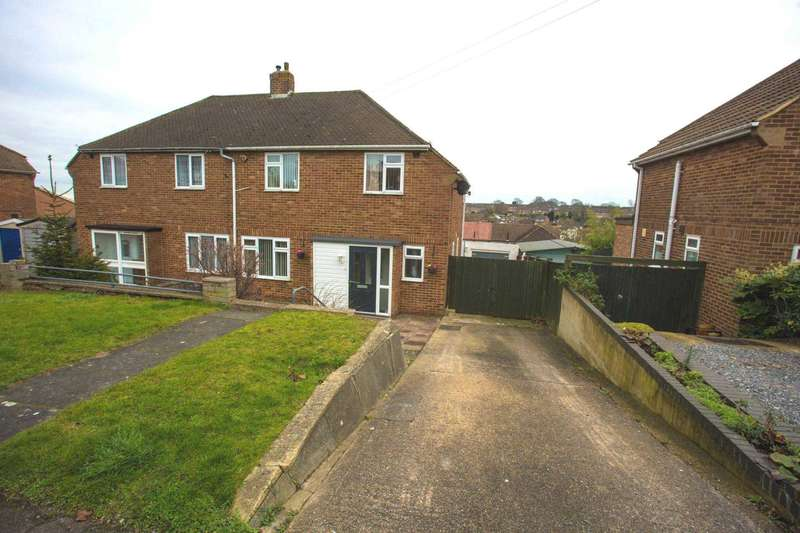3 Bedrooms Semi Detached House for sale in Barberry Avenue, Chatham