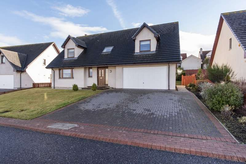 4 Bedrooms Detached House for sale in Woodside Gardens, Westhill, Inverness, IV2 5TF