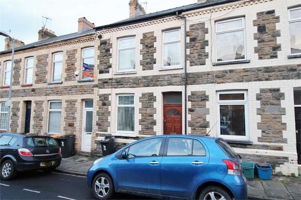 3 Bedrooms Terraced House for sale in Rose Street, NEWPORT