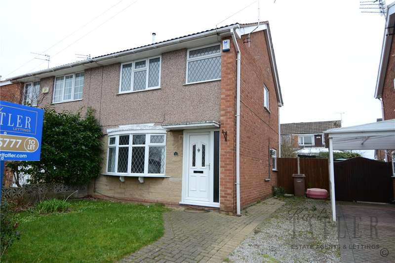 3 Bedrooms Semi Detached House for sale in Merlin Avenue, Saughall Massie, Wirral
