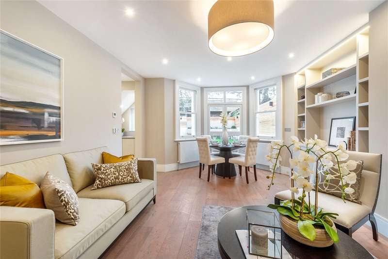3 Bedrooms Flat for sale in Cambridge Gardens, London, W10