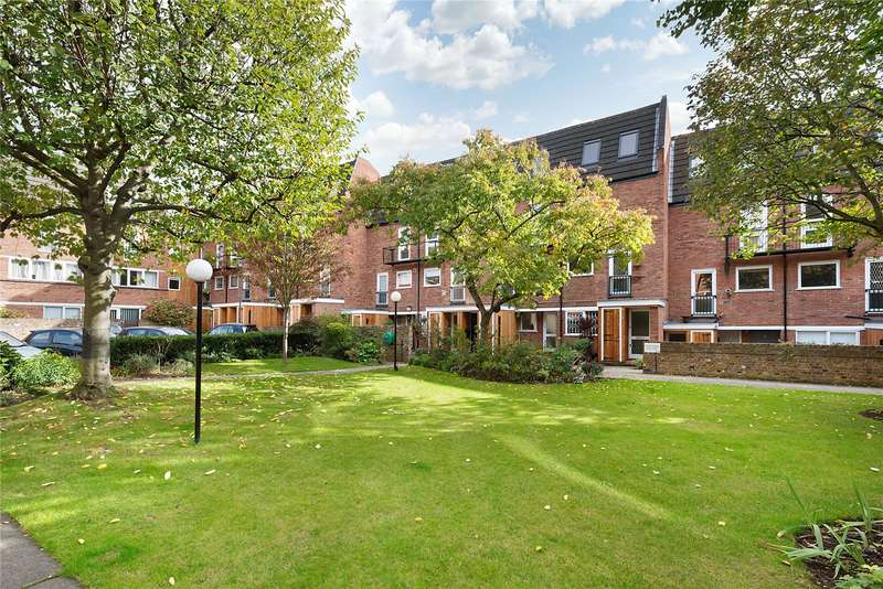 3 Bedrooms Maisonette Flat for sale in St Andrews Square, London, W11