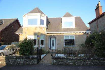 4 Bedrooms Detached House for sale in John Street, Largs