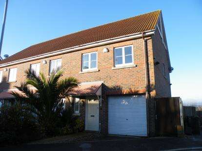 3 Bedrooms End Of Terrace House for sale in Weymouth, Dorset