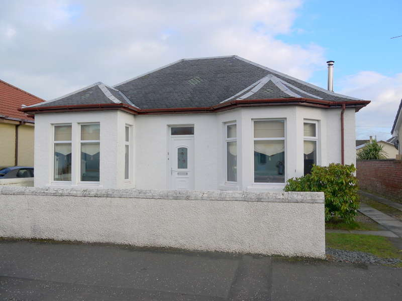2 Bedrooms Detached Bungalow for sale in Berelands Avenue, Prestwick, KA9