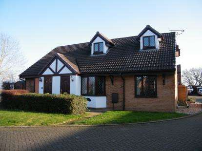 2 Bedrooms Semi Detached House for sale in Audlem Drive, Northwich, Cheshire
