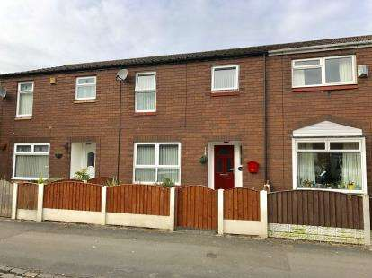 3 Bedrooms Terraced House for sale in Fern Close, Birchwood, Warrington, Cheshire