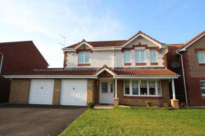 4 Bedrooms Detached House for sale in Westfarm Crescent, Cambuslang, Glasgow, South Lanarkshire